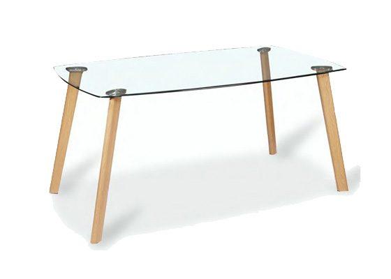 Mesas - Patas para mesa de cristal ...