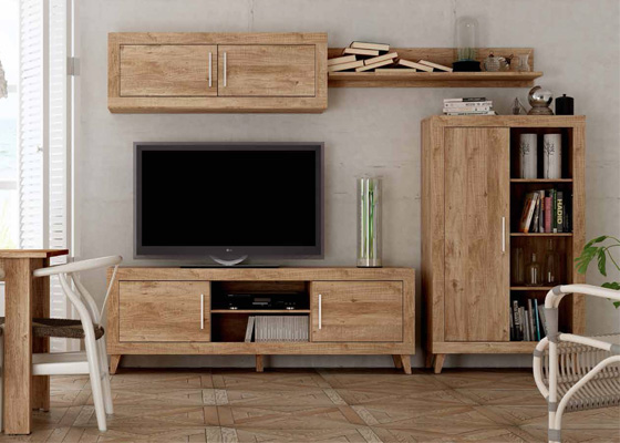 muebles de salon coleccion luna 19