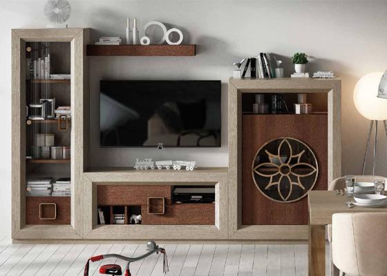 mueble de salon coleccion lienzo 31