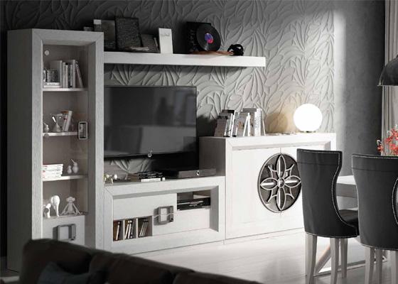 mueble de salon coleccion lienzo 36