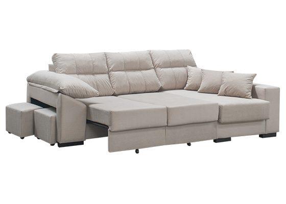 Sofa Chaiselongue Cama Soul 2 70m