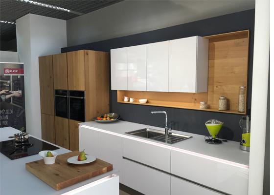 Cocinas Diseno de cocinas grandes y modernas