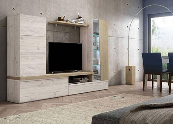 mueble de salon moderno coleccion trake 10