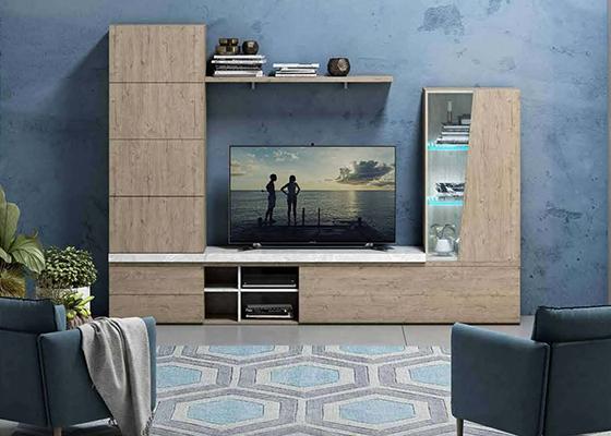 mueble de salon moderno coleccion trake 14