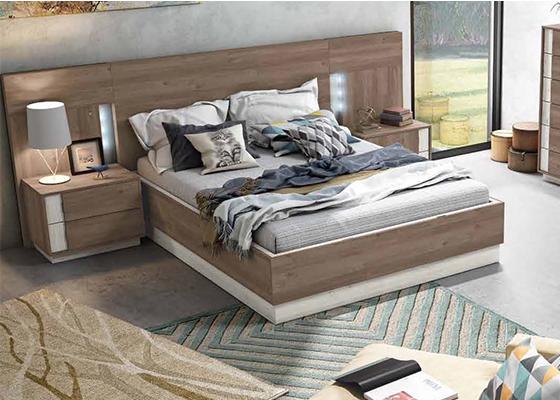 muebles de dormitorio moderno coleccion sonae 05