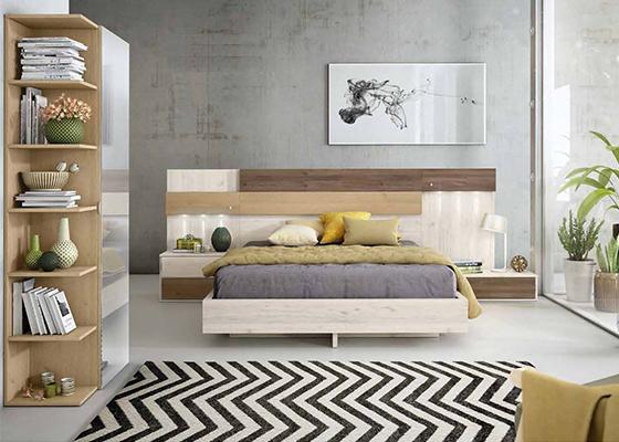 muebles de dormitorio moderno coleccion sonae 12