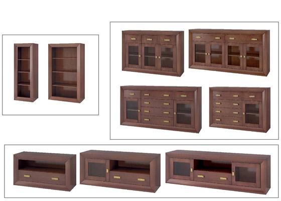 mueble salon tipos de muebles bajos coleccion mar 1