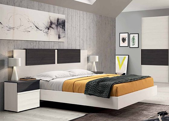 mueble de dormitorio de matrimonio 01