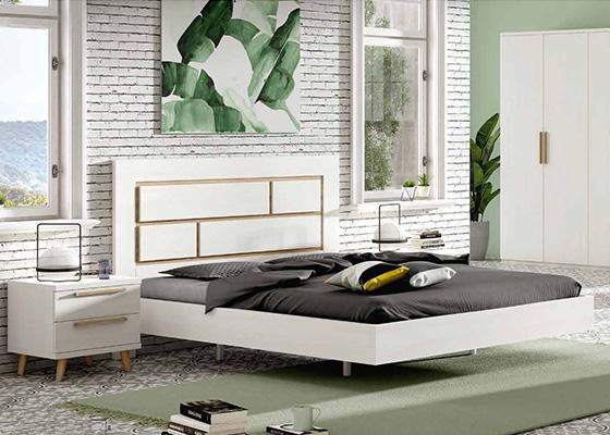 mueble de dormitorio de matrimonio coleccion konos 01