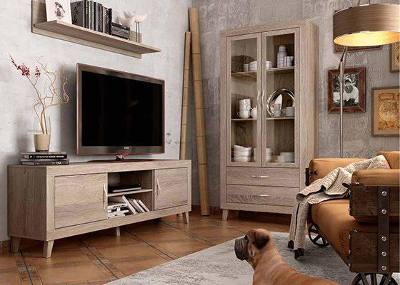 mueble de salón coleccion MOON 14