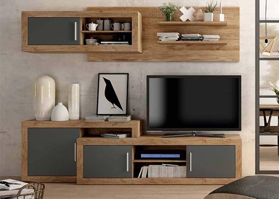 mueble de salón coleccion MOON 22