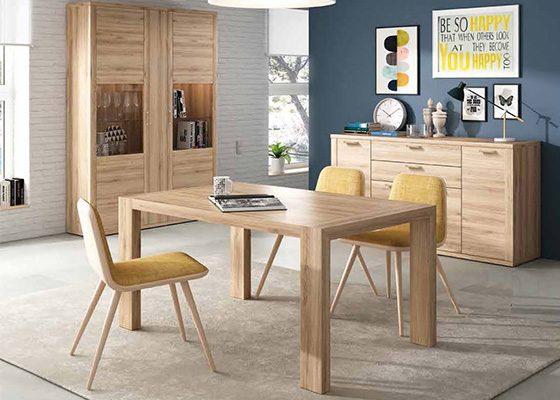 mueble de salon de madera coleccion KRONOS 16 1