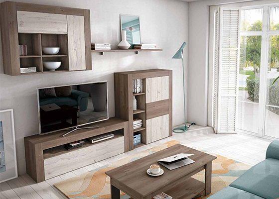 mueble de salon moderno coleccion home 01