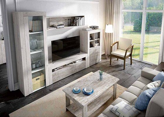 mueble de salon moderno coleccion home 06