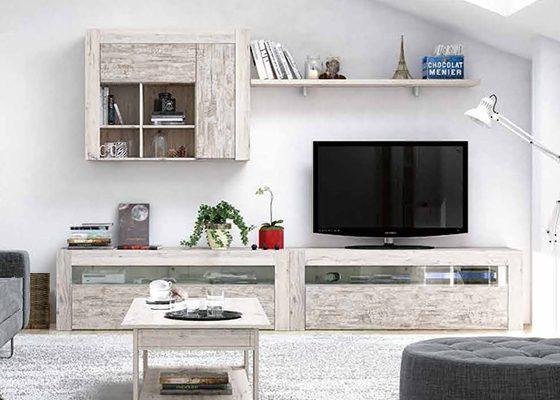 muebles de salon moderno coleccion home 12
