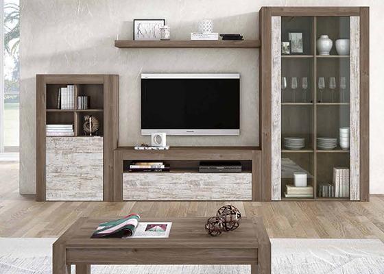 muebles de salon moderno coleccion home 13