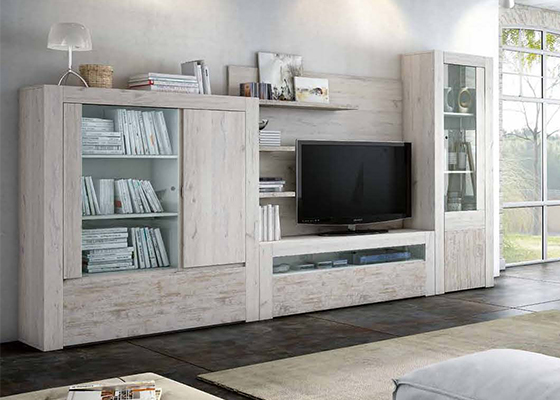 muebles de salon moderno coleccion home 16