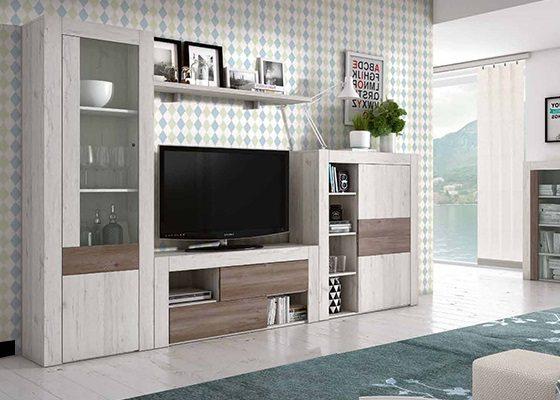 muebles de salon moderno coleccion home 17