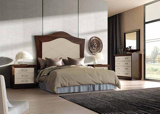 dormitorio de matrimonio MELANIA 02