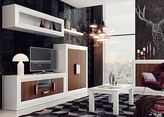 mueble de DORMITORIO coleccion BOLGA 17