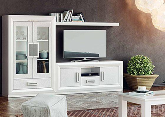 mueble de DORMITORIO coleccion BOLGA 20