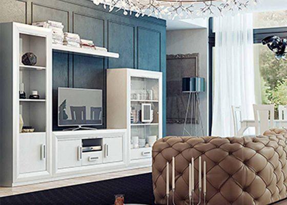 mueble de DORMITORIO coleccion BOLGA 21