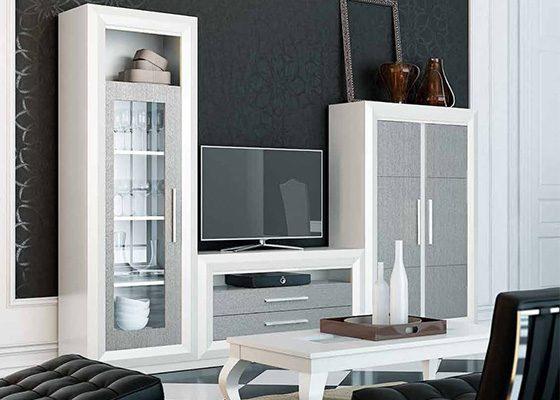 mueble de DORMITORIO coleccion BOLGA 24