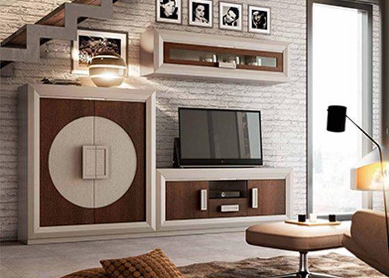mueble de DORMITORIO coleccion BOLGA 25