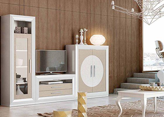 mueble de DORMITORIO coleccion BOLGA 26