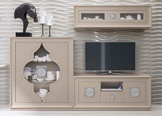 mueble de SALON coleccion BOLGA 01
