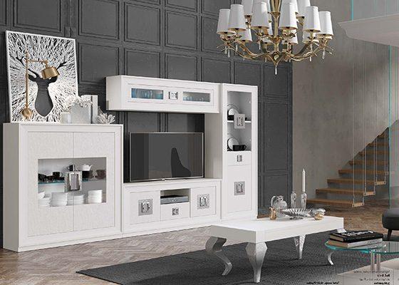 mueble de SALON coleccion BOLGA 02