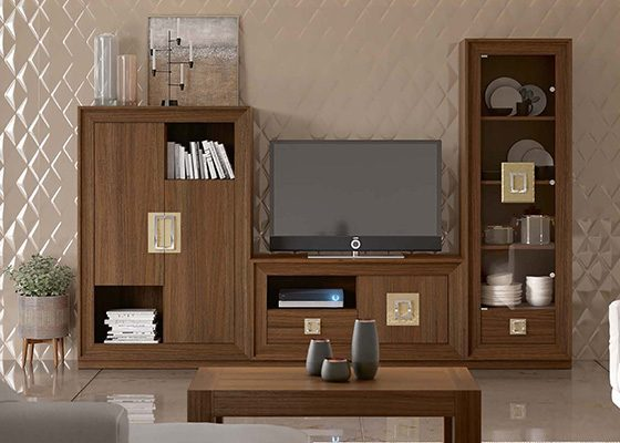 mueble de SALON coleccion BOLGA 05