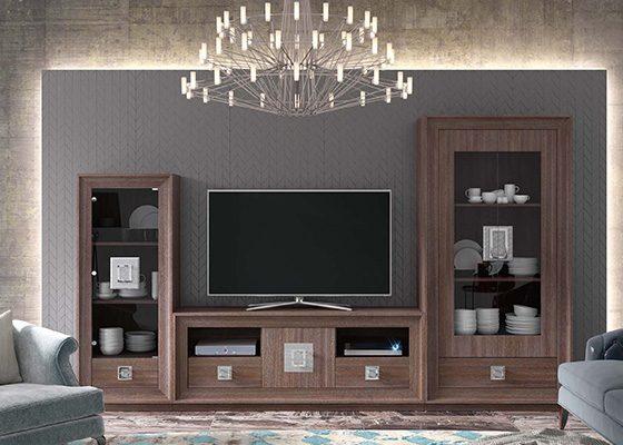 mueble de SALON coleccion BOLGA 07