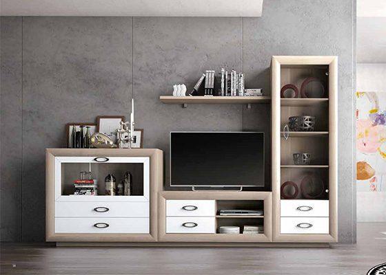 mueble de salon MELANIA 06